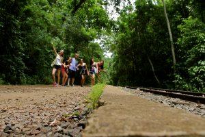 Parque Nacional del Iguazú / Marília Krakhecke