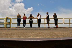 Visita à Itaipu / Marília Krakhecke