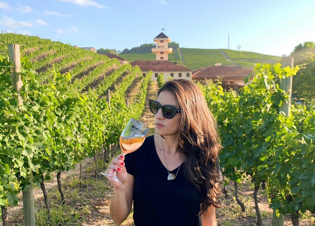 Wine Garden na Miolo
