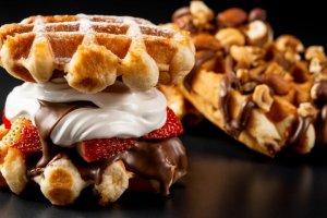 Gramado: local para degustar um autêntico waffle belga
