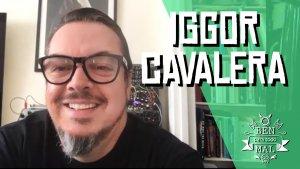 """O Ben para todo mal"" conversa com Iggor Cavalera"